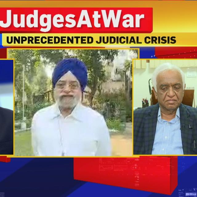 WATCH: DEBATE ON JUDICIAL CRISIS