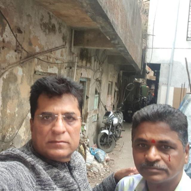 BJP सांसदकिरीट सोमैयाने चीते के हमले में घायल हुए शख्स के साथ लीसेल्फी