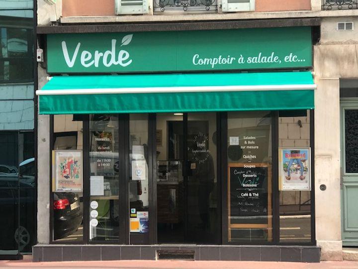 Photo restaurant Verdé