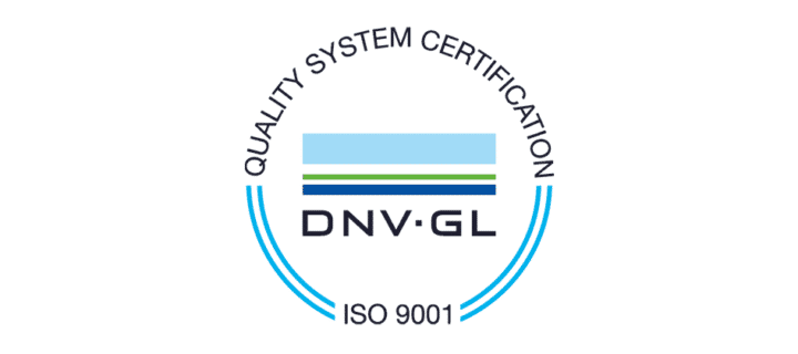 ISO 9001 – Quality System Certification