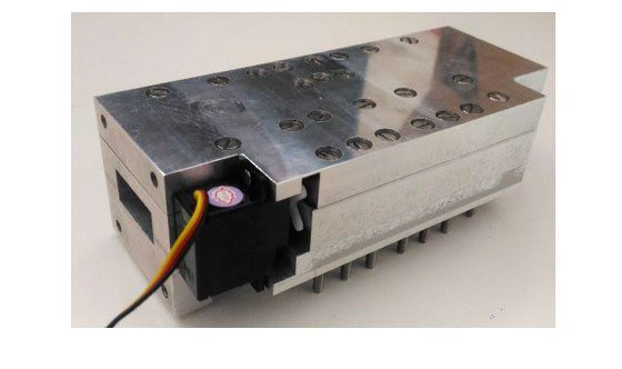 Mechanical Tunable Waveguide Bandpass Filters