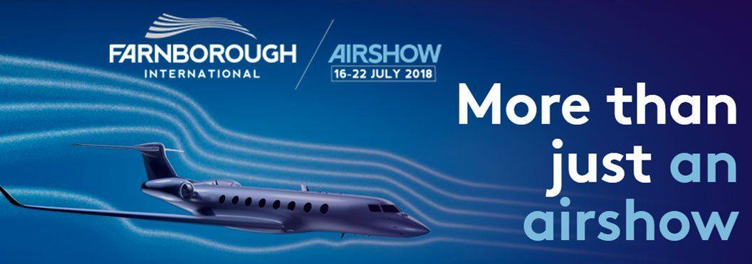 RF Microtech at Farnborough International Airshow