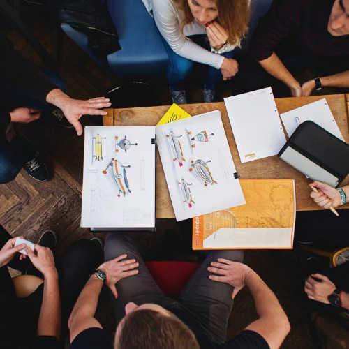 Prax pre študentov strojníctva a designu