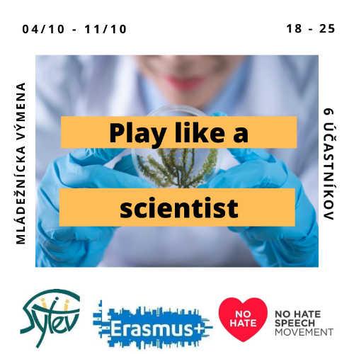 """Erasmus+ mládežnícka výmena """"Save Nature"""""""