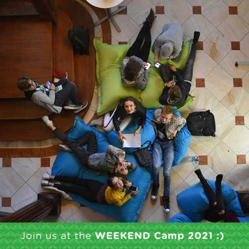 WEEKEND Camp at LEAF Academy
