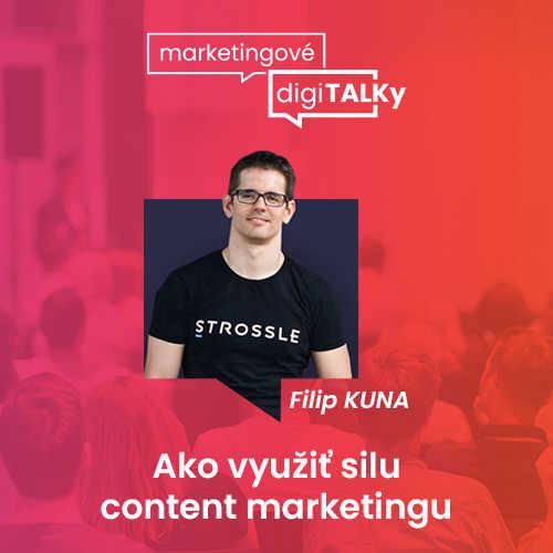 Ako využiť silu content marketingu (Marketingové digiTALKy)