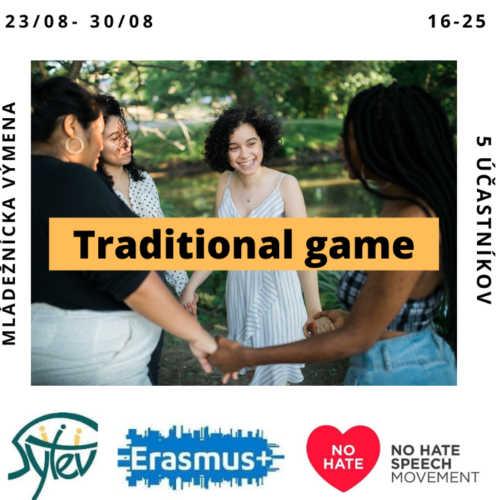 Traditional games: A bridge between cultures