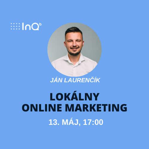 Online event: Lokálny online marketing
