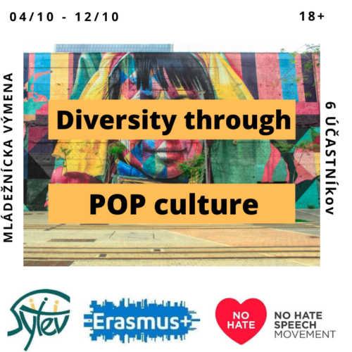 Diversity Through POP Culture