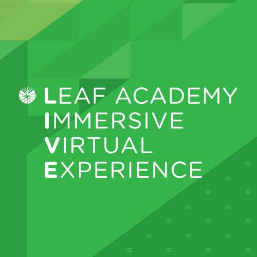 L.I.V.E. program – LEAF Academy Immersive Virtual Experience