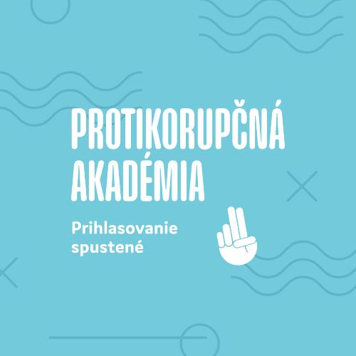 Protikorupčná akadémia