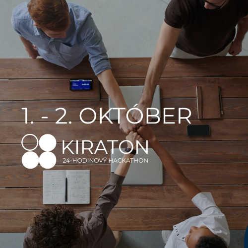 KIRATON - 24-hodinový hackathon