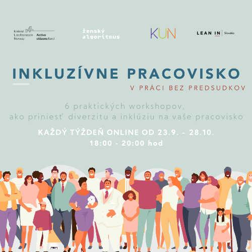 INkluzívne pracovisko - vzdelávací program