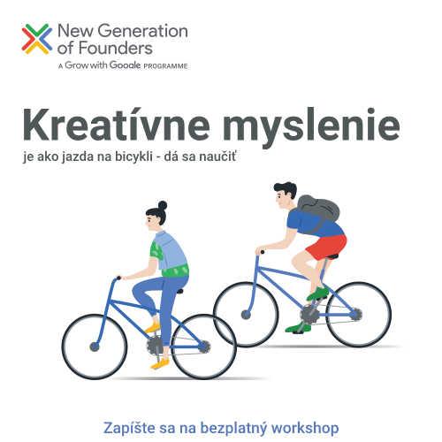 Workshop Design Thinking od Grow with Google