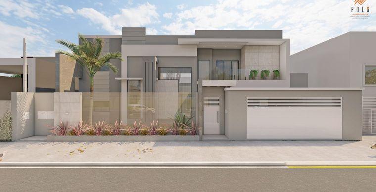 Casa em Toledo-PR no bairro La Salle - Rua Panambi, 143, Sobrado