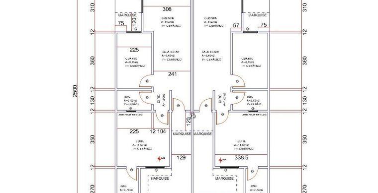 Casa em Toledo-PR no bairro Jd. Coopagro- Flora Galante - Rua Rudolfo Thielke, 558, UN 01