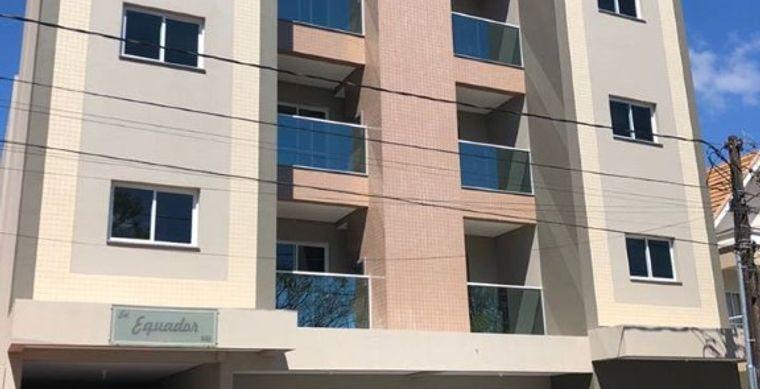 Apartamento em Toledo-PR no bairro Jd. Gisela - Rua Equador, 630, 3º Pavimento/ Ap 23 (fundos)