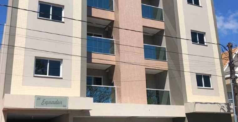 Apartamento em Toledo-PR no bairro Jd. Gisela - Rua Equador, 630, 4º Pavimento/ Ap 32 (fundos)