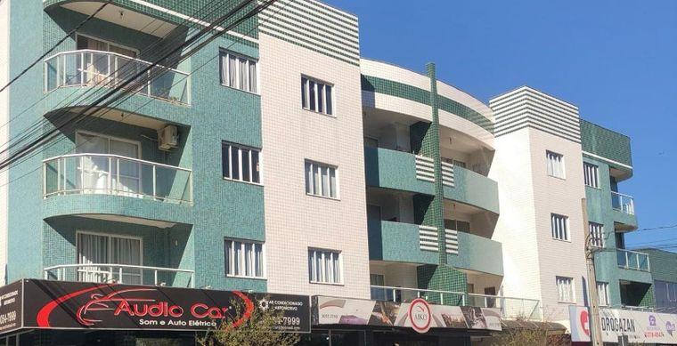 Apartamento em Toledo-PR no bairro Vila Industrial  - Santos Dumont , 3784, 2º Pavimento/ 34 (frente)