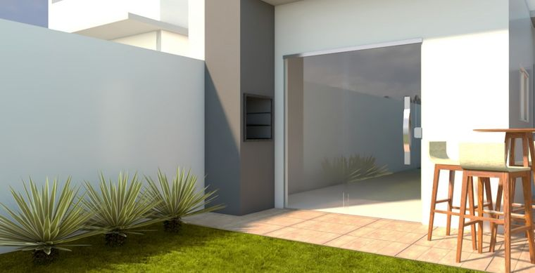 Casa em Toledo-PR no bairro Alto Bonito Pinheirinho - Rua Alfeo Sarturetto , 00, Casa