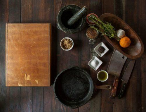 Recepti z črno kumino