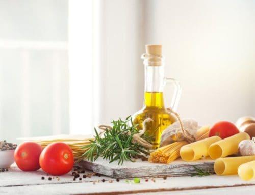 Hladno stiskano sončnično olje v kuhinji