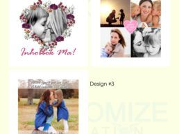 PLW01-16 – Mother's Day Pillow Photo Design-Designs1