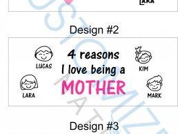 MUG 74-01 Mother's Day