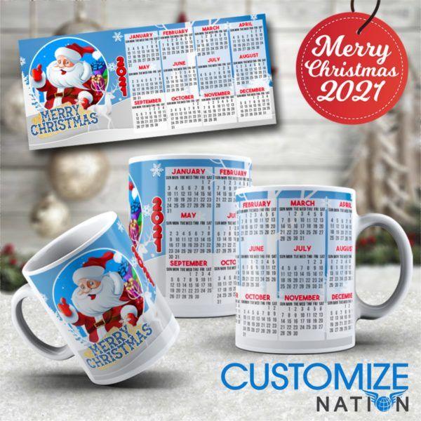 MUG83 – Christmas Calander Mug – Product