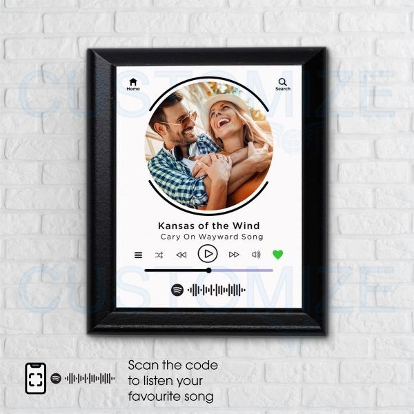 PPNL21-01 – Code Song Photo Hinged Panel-Main img