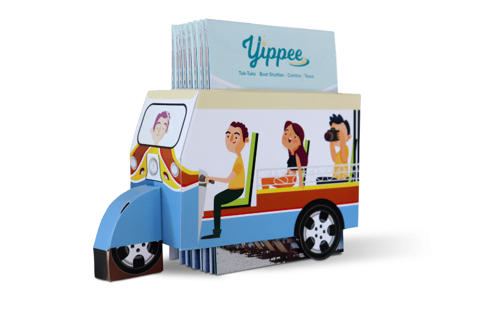 Yippee Flyer Stand