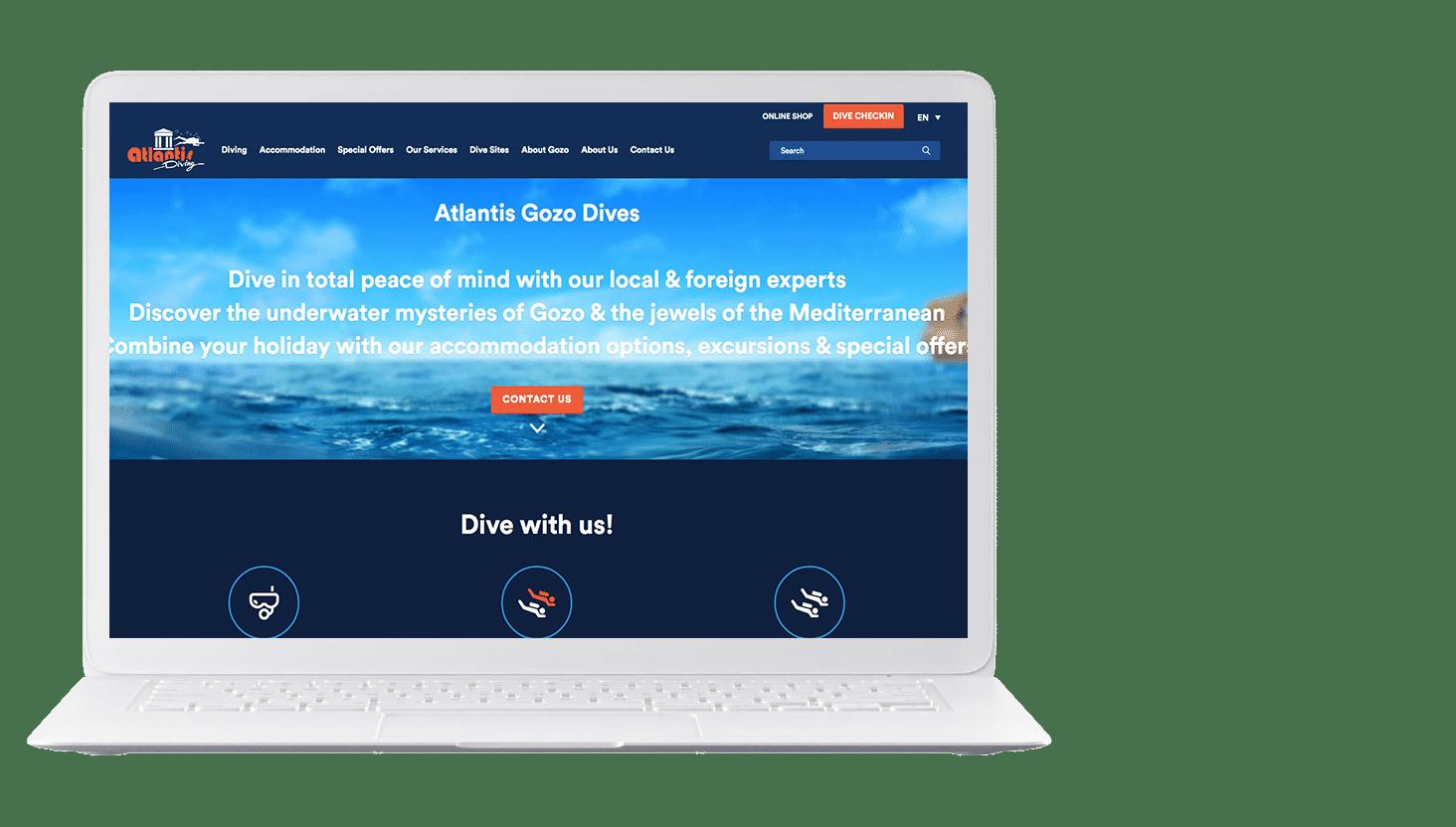 Atlantis Web