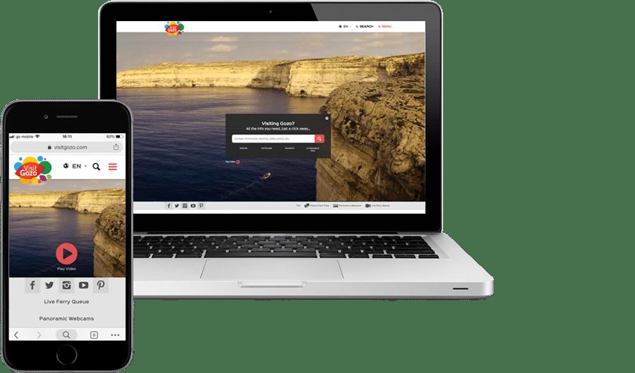 Visit Gozo Web & Mobile