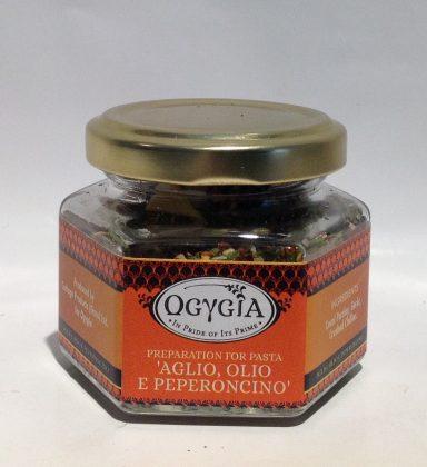 Aglio olio peperoncino