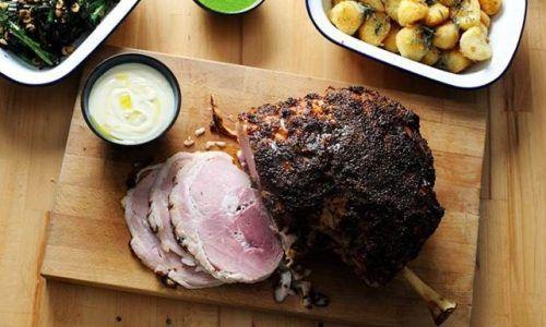 Recipe for the Festive Season | Roasted Green Gammon