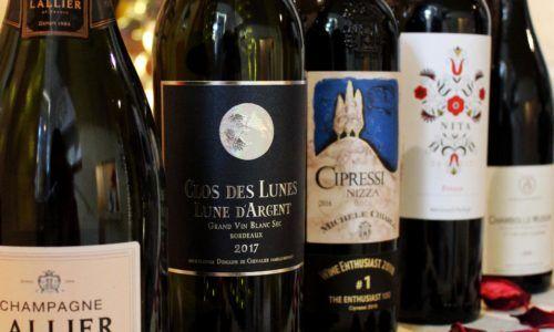 Best Wine Picks for Valentine's Day by Fabien Etienne