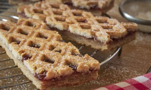 Linzer Torte with Occelli® Burro