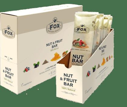 Nut & fruit Bar 40g