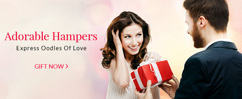 chocolate hampers for years of togetherness