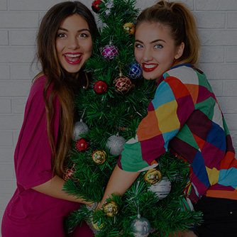 Send Christmas Gifts for Sister