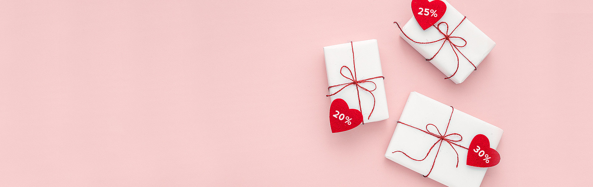 Upto 35 percent off products category curation banner