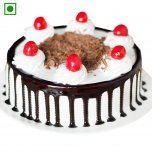 1/2kg Blackforest Eggless cake