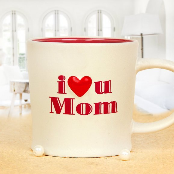 Love for Mom - A Printed Mug Gift