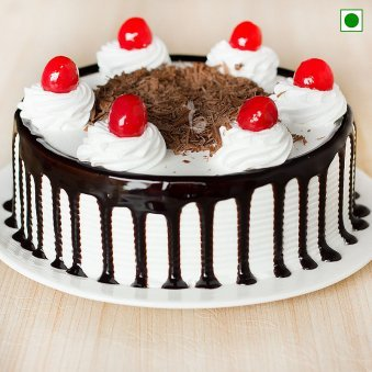 Black Forest Cake Eggless For All Occasions - for online delivery in Chennai