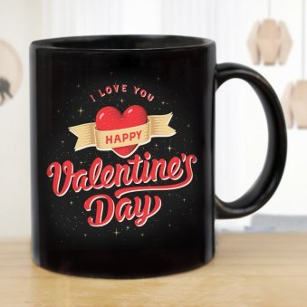 All Of Me Loves All Of You - A Valentine Mug