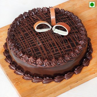 Chocolate Truffle Cake Eggless Sweet Sin For Lover