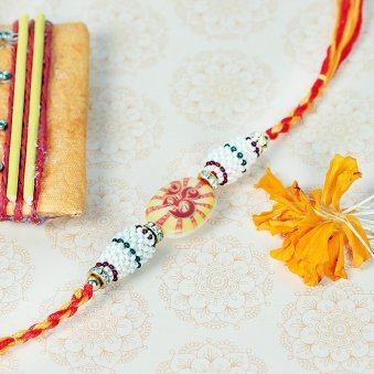 Holy OM Rakhi for Brother