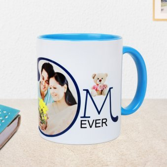Best Personalized Mug for Mom with Front Sided View