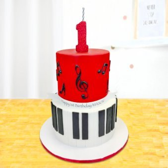 18 Year Old Boy 1st Birthday Cakes Online