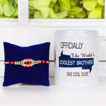 Personalised Rakhi Cool Bro Hamper
